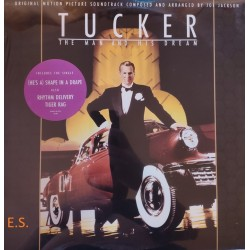 Joe Jackson ‎– Tucker: The Man And His Dream (Original Motion Picture Soundtrack)