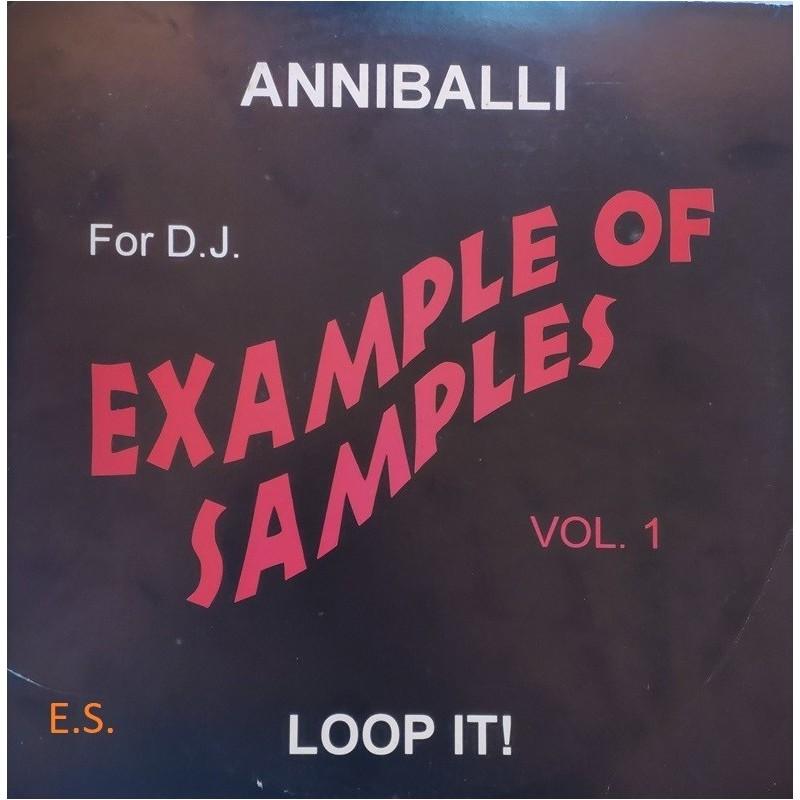 Anniballi – Example Of Samples Vol.1