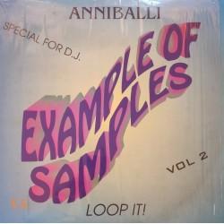 Anniballi – Example Of Samples Vol. 2 - Loop It