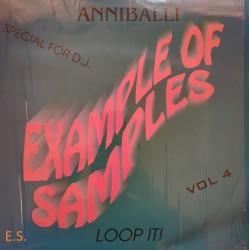 Anniballi – Example Of Samples Vol 4