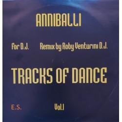 Anniballi Featuring Roby Venturini Dj – Tracks Of Dance Vol.1