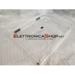 Coperchio originale Panasonic TTFA0454 per giradischi Technics SL-1210 MK7