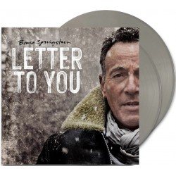 Bruce Springsteen - Letter To You (Gray Vinile 2LP) (Indie Exclusive) Sigillato!