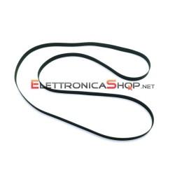 Cinghia Flat, Circonferenza: 660mm, larghezza: 5mm, spessore/altezza: 0,5mm, diametro interno: 210mm