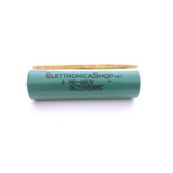 Batteria ricaricabile 1800mAh per rasoio Braun Serie 1 Serie 3 67030923
