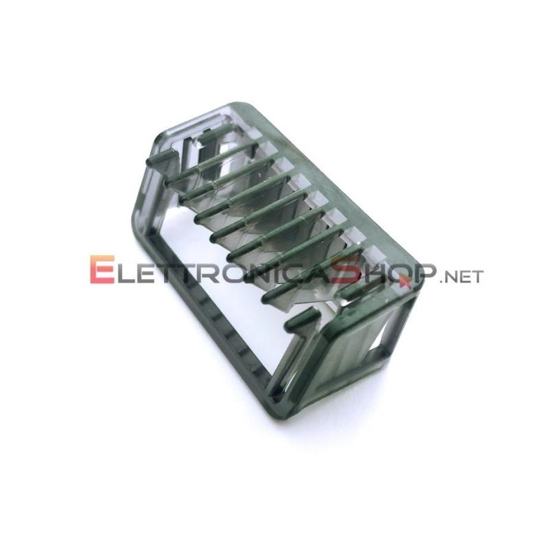 Pettine 2mm rasoio tagliacapelli CP0363/01 Philips QP2510 QP2520 422203626131