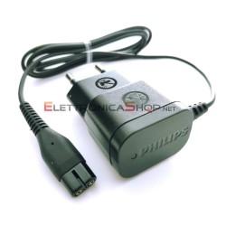 Caricabatteria Alimentatore Philips oneblade QP2510 QP2520 QG3352 422203629001