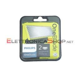 422203626171 HYBRID BLISTER BLADE 2 PACK - QP220/50 Philips