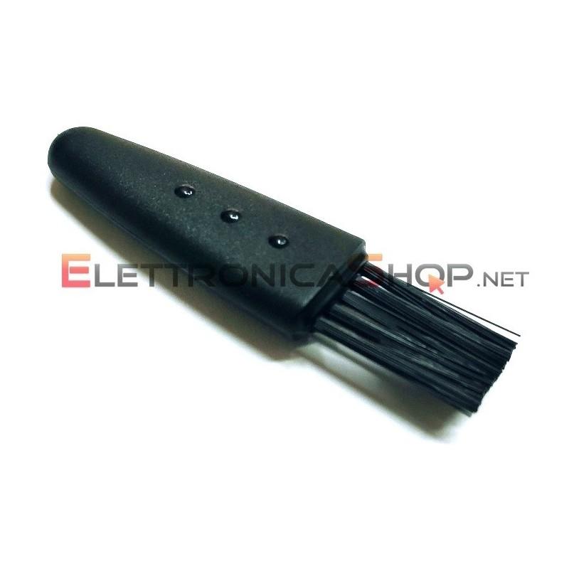 Pennello spazzolino setola per pulizia lamina rasoio Philips 422203602771