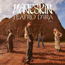 Maneskin Teatro D'Ira - Vol.I (Vinile LP Arancione Trasparente) Sigillato!