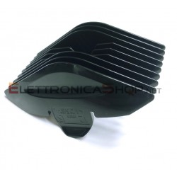 Pettine 12-15mm per rasoio tagliacapelli Panasonic ER160 ER1610 ER1611 WER1610K7408 (ex07)