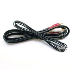 Cavo audio & filo massa TAQ0036 per Technics SL-1210 MK7