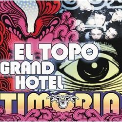 Timoria - El Topo Grand Hotel (2 LP Vinile Arancione Numerato Lim. Ed.) Sigillato!