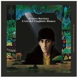 Franco Battiato - L'Era Del Cinghiale Bianco (40° Anniversario LP Vinile) Sigillato!