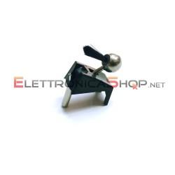 D 6800 EE Puntina per testina giradischi Stanton D 680 EEE/D 681 EEE