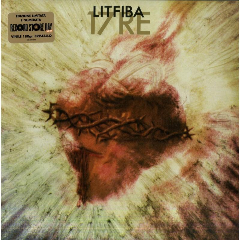 Litfiba - 17 Re (Edizione numerata limitata 2 LP Vinile Rsd 21) Sigillato!