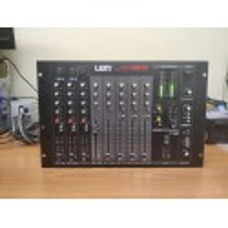 Lem Stereo Disco Mixer DM 81 8 canali (3 mono - 5 stereo) DJ Studio Radio