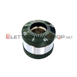 Contrappeso giradischi SFPWG17201K1 per Technics SL-1200 / SL-1210 MK2 MK3 MK5 & Technics SL-1800 MK2