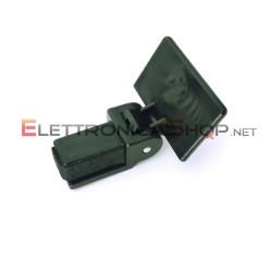 Cerniera coperchio giradischi E0196241 per Dual DT 250 USB & DTJ 301.1 USB