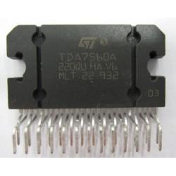 integrato - TDA 7560A