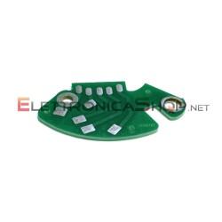 PCB circuito stampato braccio phono RCA replica SFDP122-22 per Technics SL-1200 SL-1210 MK2/3/5