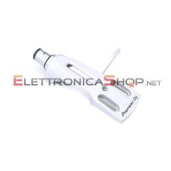 Pioneer PC-HS01 Headshell portatestina con cavi audio per giradischi attacco EIA
