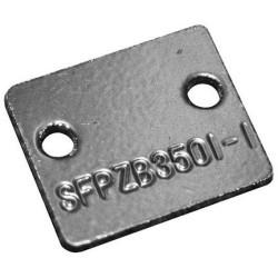 TECHNICS SL-1200 1210 - SFPZB3501 SFPZB3501-1 Shell Peso - Distanziatore