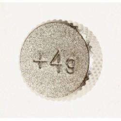 Technics RFE0046A 4g Silver Shell weight headshell SL1200 SL1210 MK 2 3 5 M5G