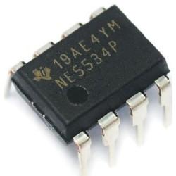NE5534P Amplificatore analogico 10MHz 5÷15VDC Canali 1 DIP8