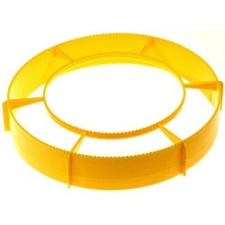 DYSON - FILTER HOUSING YELLOW - POST FILTER DC08 - 90493101