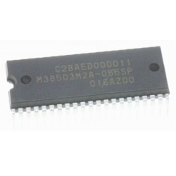 MICROCONTROLLER CIRCUITO INTEGRATO C2BAED000011  PANASONIC